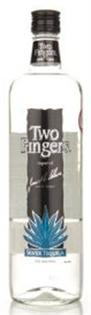 Two Fingers Tequila Silver 750ml